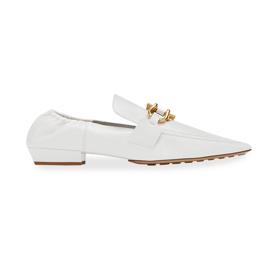 The Madame Mocassin Loafers by Neiman Marcus